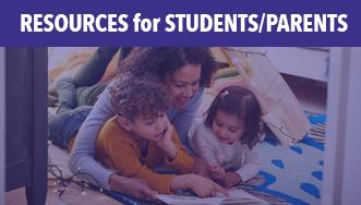 Resources image for students and parents